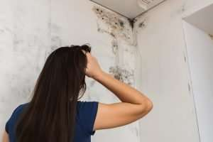 How long does it take for water damage to show