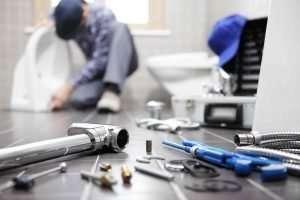 How do you diagnose plumbing problems